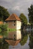 Watermill de Mallumsche molen Стоковое Изображение RF