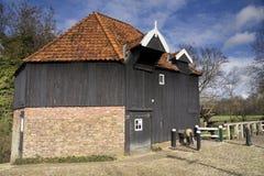 Watermill Den Haller Royaltyfri Bild