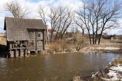 watermill Golshany Wit-Rusland stock afbeeldingen