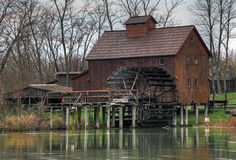 Watermill Jelka in Slovakia Royalty Free Stock Photography