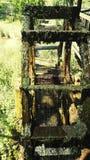 Watermill koło Fotografia Royalty Free
