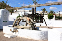 Watermill in Pozo de los Frailes, Andalusia, Spain Stock Photo