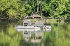 watermill que hace el buen ambiente Foto de archivo libre de regalías