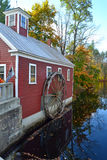 The watermill Royalty Free Stock Photography