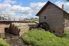 Watermill Stock Photo