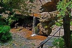 Watermill from Rudaria, Caras-Severin, Romania Royalty Free Stock Photos