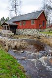 The watermill Royalty Free Stock Photos