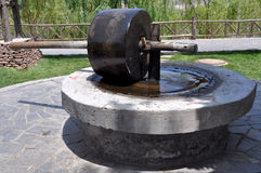Watermill Fotografia de Stock