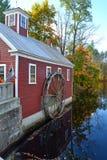 Watermillen Royaltyfri Fotografi