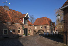 Watermills in Borculo Lizenzfreies Stockfoto