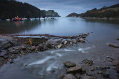 Watermouth Cove stock photo