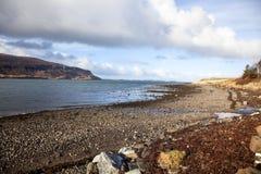 Waternish Beach Stock Photo