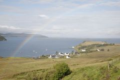 Waternish, Isle of Skye Stock Photos