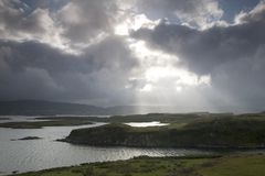 Waternish; Isle of Skye Stock Image