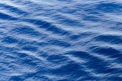 Wateroceaan Stock Foto
