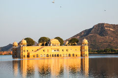 Waterpalace in Jaipur Royalty Free Stock Photos