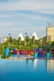 waterpark Στοκ Εικόνες