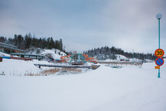 waterpark Imágenes de archivo libres de regalías