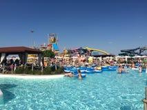 waterpark Imagem de Stock Royalty Free