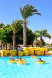 waterpark Lizenzfreie Stockbilder