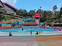 waterpark Royaltyfria Foton