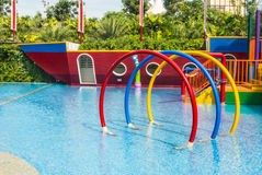 Waterpark. Stock Images