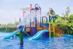 Waterpark. Stock Image