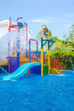 Waterpark. Stock Photo
