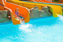 Waterpark Royalty Free Stock Photo