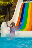Waterpark Stock Image