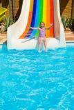 Waterpark Royalty Free Stock Photo