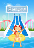 Waterpark Royalty Free Stock Photography