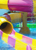 Waterpark resort. Stock Photos