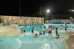 Waterpark Stock Photo