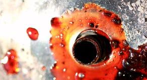 Waterpijpstroop en Rook Stock Afbeeldingen