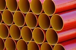 Waterpipes Fotografia Stock