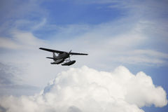Waterplane, υδροπλάνο Στοκ φωτογραφία με δικαίωμα ελεύθερης χρήσης
