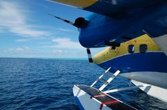 Waterplane Imagem de Stock