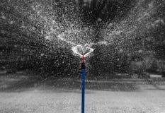 Waterplons van automizer Royalty-vrije Stock Foto