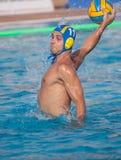 waterpolo игрока Стоковое фото RF