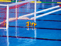 waterpolo Obrazy Royalty Free