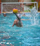 Waterpolo royalty free stock photos