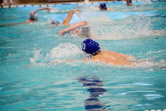 Waterpolo Royalty Free Stock Image