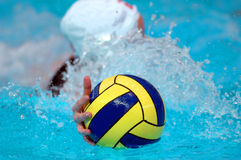 Waterpolo 21 Stock Photo