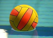 Waterpolo ball Stock Photography