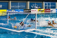 Waterpolo royalty free stock images
