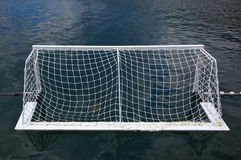 Waterpolo gate Royalty Free Stock Image