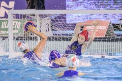 Waterpolo Italian National Team WaterPolo World League Women - Italy vs Russia