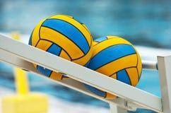 Waterpolo piłki Zdjęcie Stock