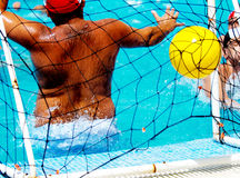 Free Waterpool Match Royalty Free Stock Image - 2941476